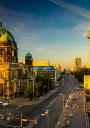 Berlin: Walking Europe's Greatest City